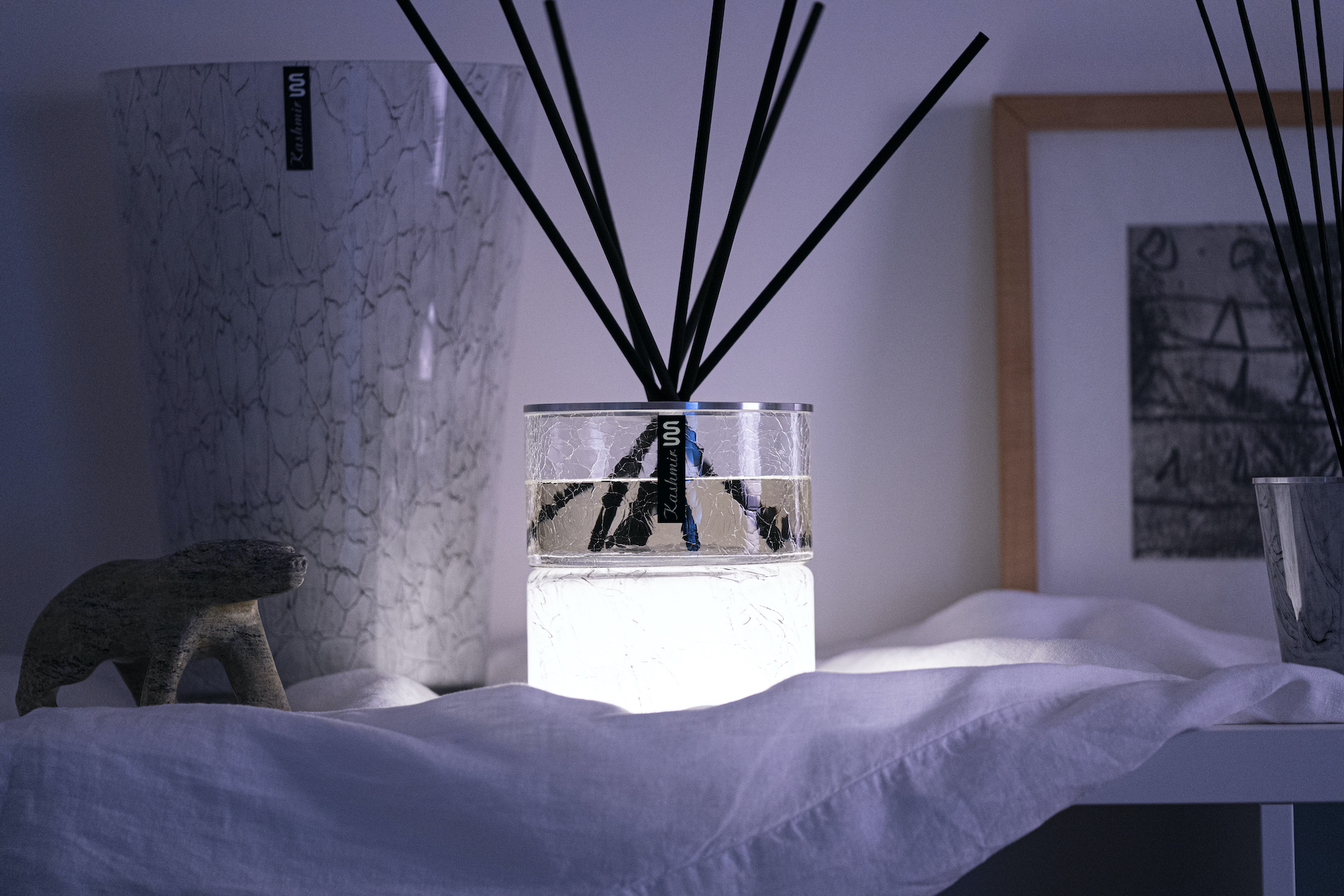 ICE DIFFUSERS